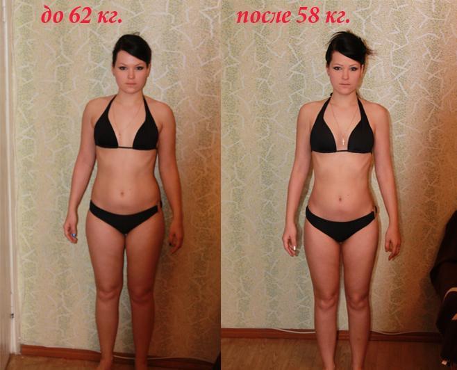 питьевая диета фото до после этого, перепада
