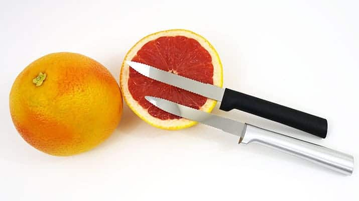 Rada Cutlery Stainless Steel Grapefruit Knife