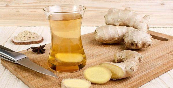 какой чай заварить с имбирем