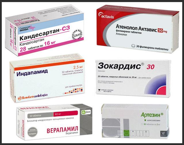 Обзор таблеток от повышенного давления, как выбрать ...