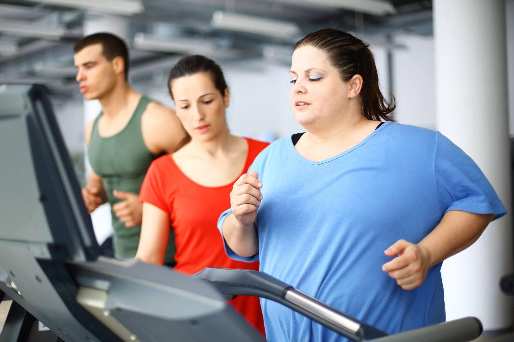 как похудеть в спортзале мужчине