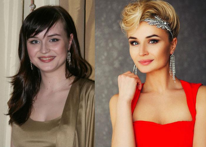 это полина гагарина до и после похудения фото знаю женщин, кроме